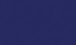 Dit is het logo van De Derde Kamer te Nijmegen in een blauwe kleur